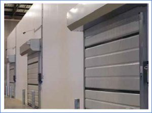 High Speed Insulated Door